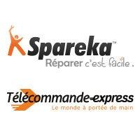 Spareka   Télécommande-express   Probip