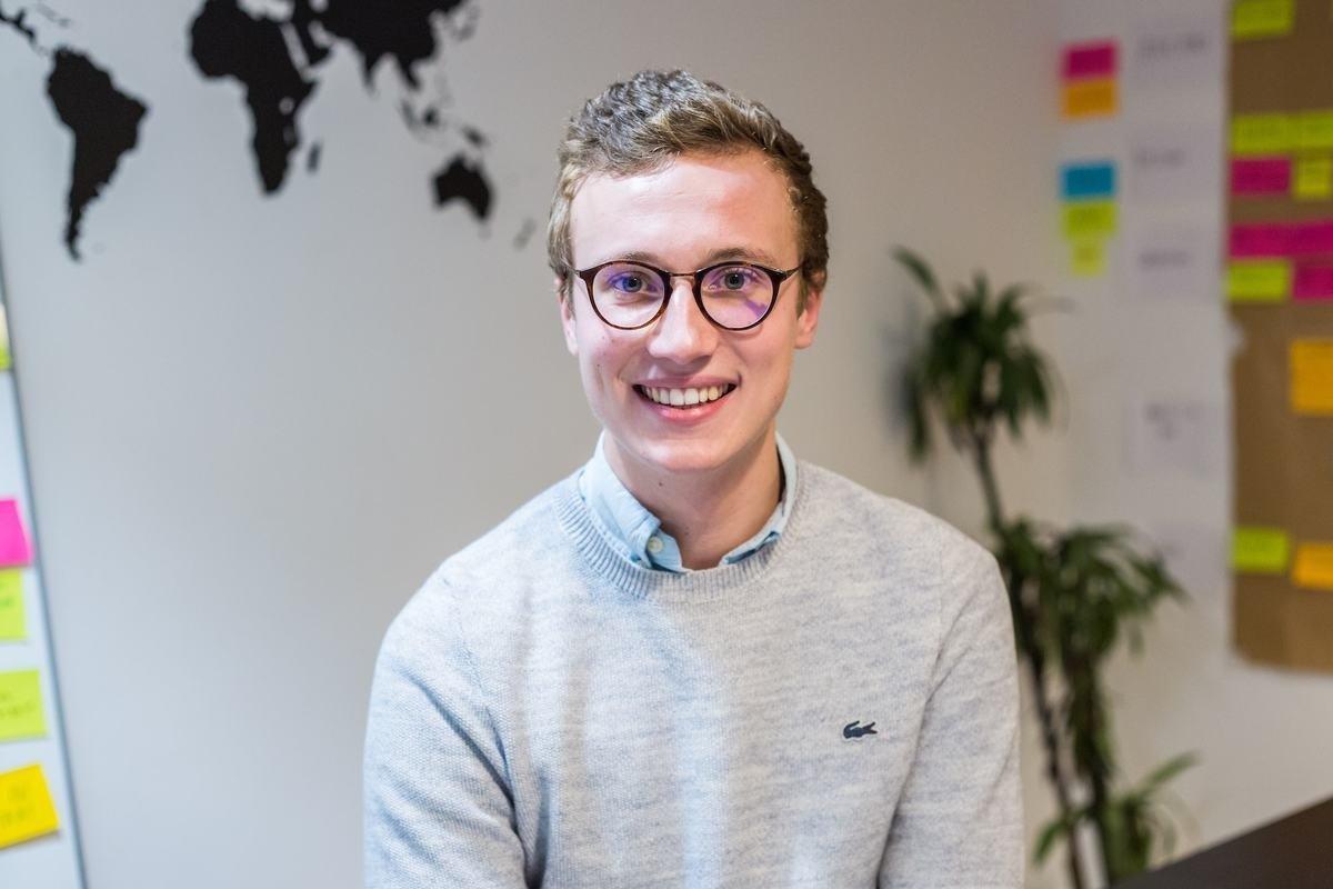 Rencontrez Alexandre, CEO - Studapart