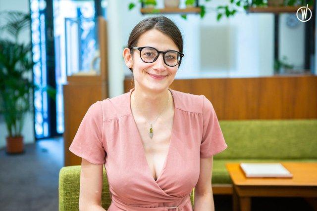 Rencontrez Laura, Responsable client - OR DU MONDE