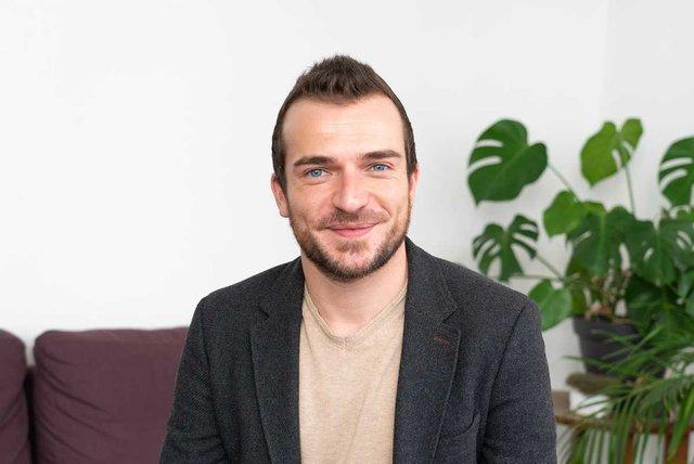 Rencontrez Florent, Directeur des Programmes - Solidarité Sida