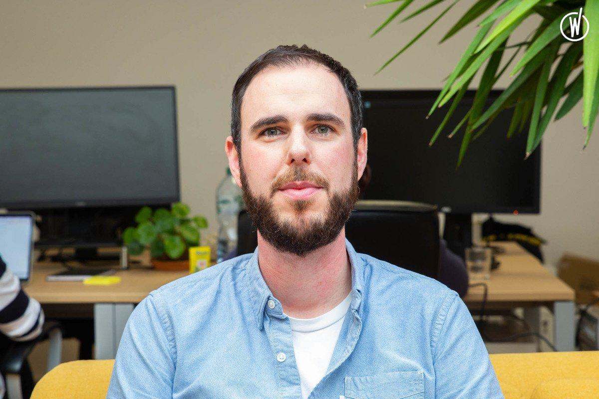 Rencontrez Raphaël, Directeur Administratif et Financier - WizVille