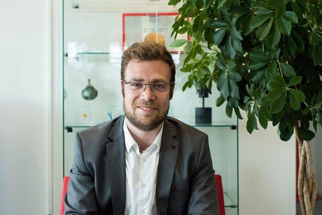 Rencontrez Alessio, Ingénieur Études & Développement - EASYTEAM