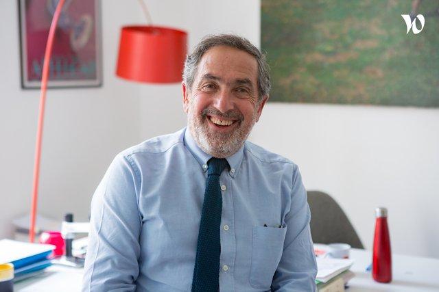 Rencontrez Bruno, Avocat Associé en droit social et restructuring - VAUGHAN AVOCATS