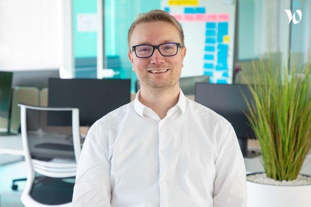 Rencontrez Jean Michel, Digital Officer - Colas Digital Solutions
