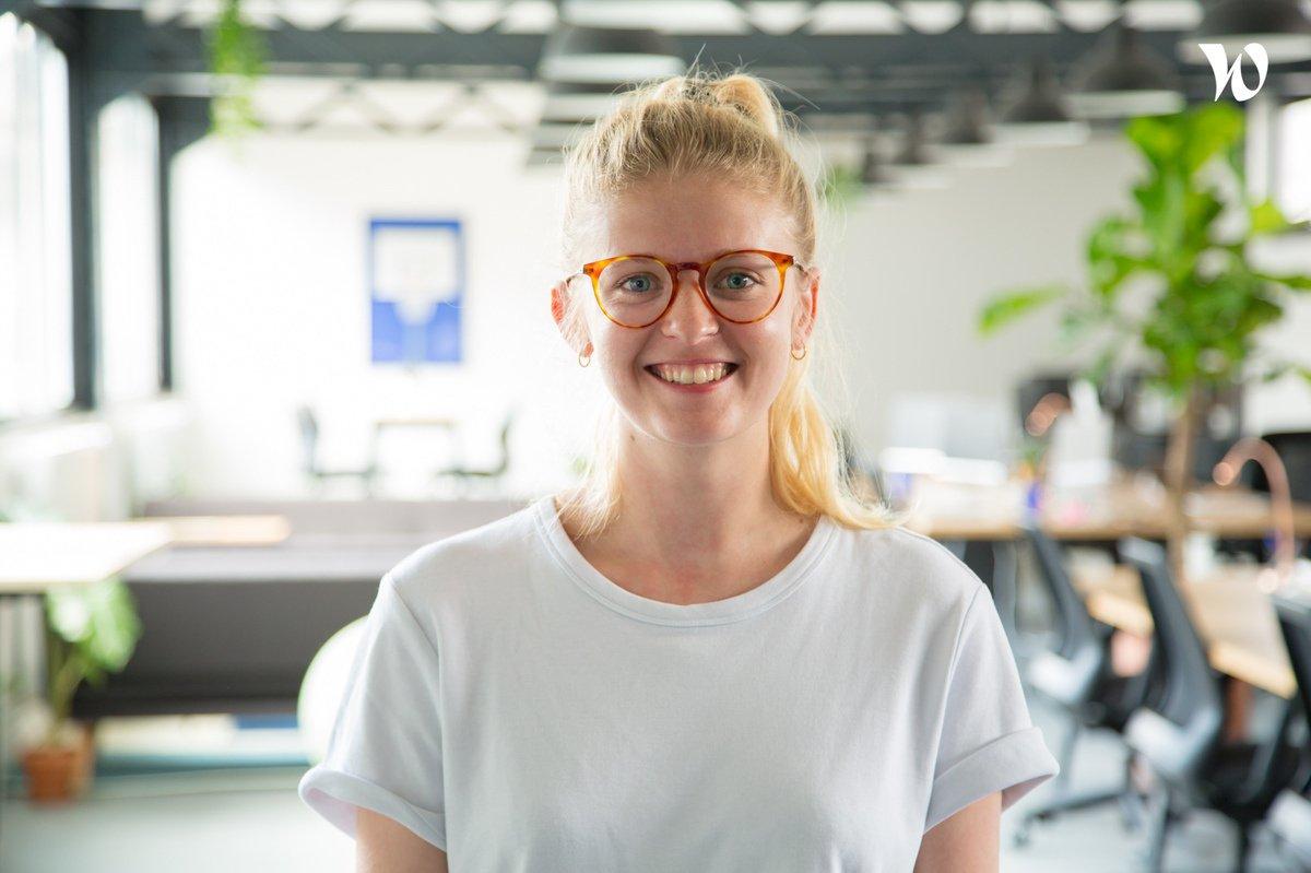 Rencontrez Pauline Surget, Traffic Manager et Consultante Stratégie Digitale - WEEBY