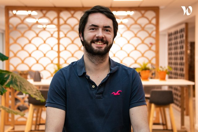 Rencontrez Romain Knecht, Product Manager - QIMA