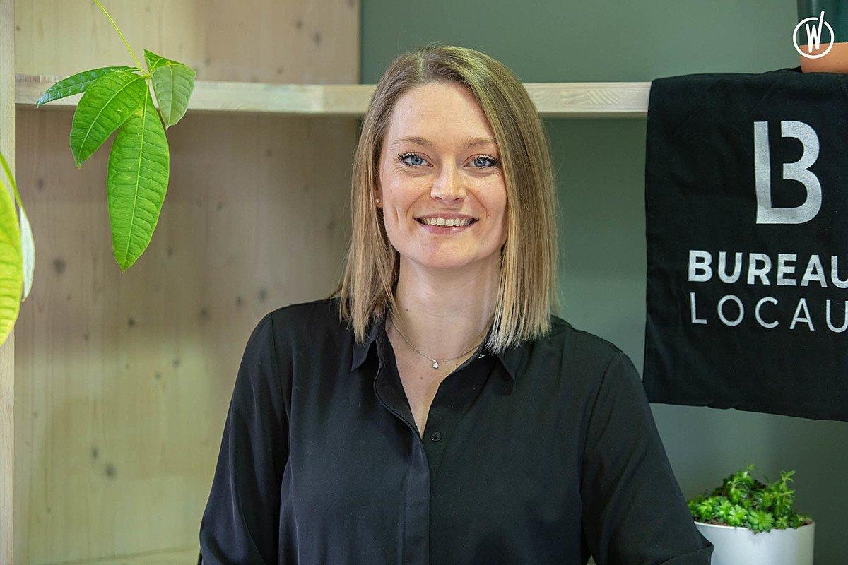 Rencontrez Alicia, Directrice de Clientèle - BureauxLocaux