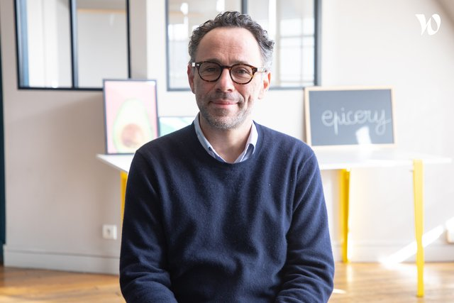 Rencontrez Edouard, Co-fondateur et CEO - epicery