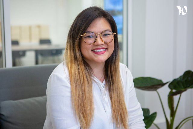 Rencontrez Agathe, Workplace Manager - JOW
