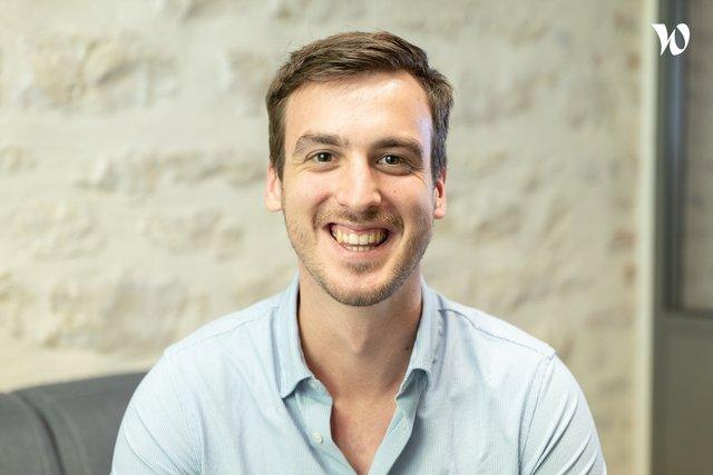 Rencontrez Quentin, Tech Lead - Values Associates