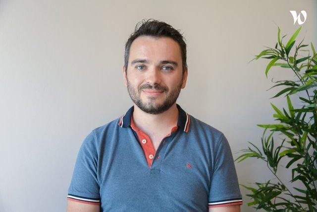 Rencontrez Ewald, Product Owner & Chef de projet - UpMan Consulting