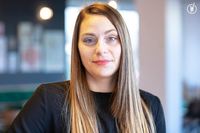 Rencontrez Ariane, Communication Manager & CHO - MWM