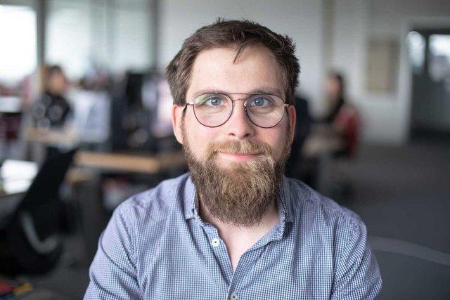 Rencontrez Vincent, Chef de projet Web - Groupe Royer