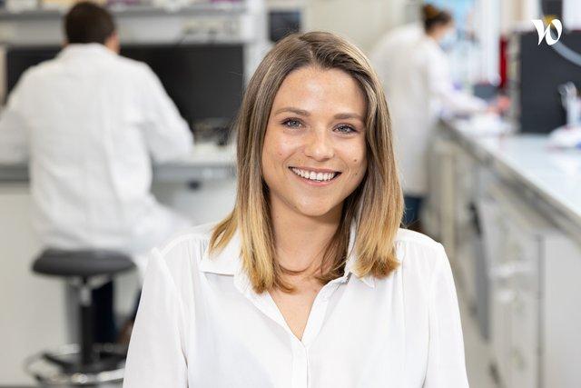 Rencontrez Clara, Head of Regulatory Submissions - Tissium