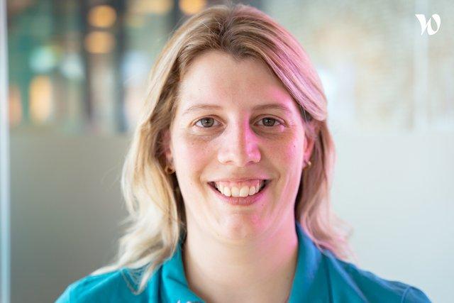 Rencontrez Sarah, Tech Manager Front end - PrestaShop