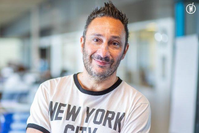 Rencontrez Marc, Rédacteur en chef magazine - Qobuz