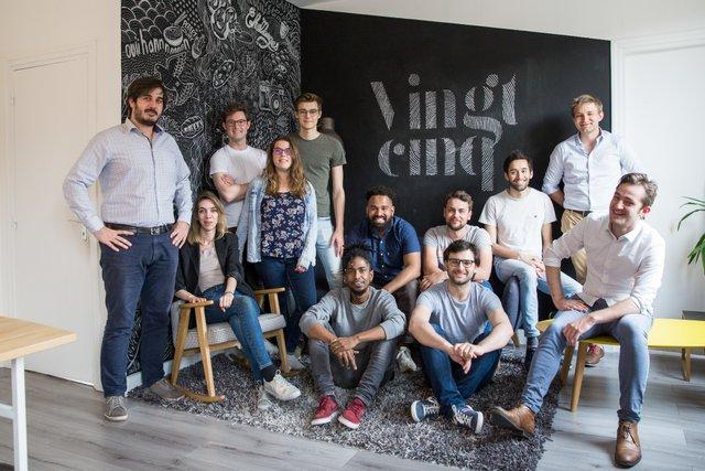 VingtCinq - Fabrique Digitale