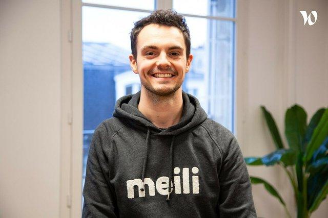 Rencontrez Clement, CTO et co-founder - MeiliSearch