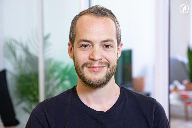 Rencontrez Baptiste, Co Fondateur - Admo tv