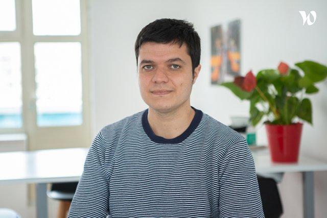 Rencontrez Omar, Lead Data Scientist - Novagen conseil