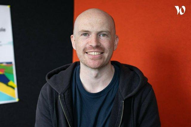 Rencontrez François, Designer Produit - Promus