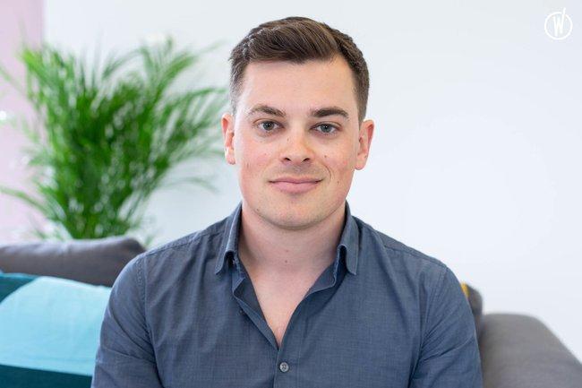 Rencontrez Julien, Co-Founder & CFO - Lumos