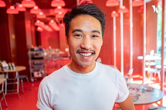 Rencontrez Vann Deth, Directeur de restaurant - Bao Family (Petit Bao & Gros Bao)