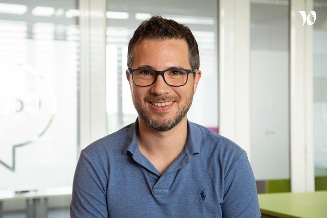 Rencontrez Matthieu, Responsable e-commerce - Mister Auto