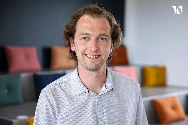 Rencontrez Guillaume, Directeur BL Innovation - NOVENCIA Group