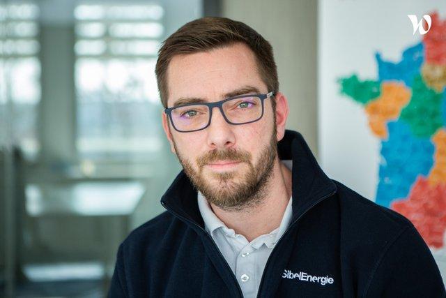 Rencontrez Gilles, Directeur technique - Sibel Energie