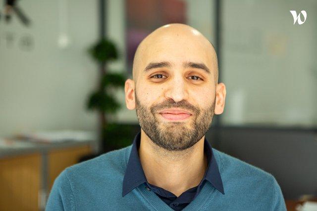 Rencontrez Karim , Senior Account Manager - Wellpack