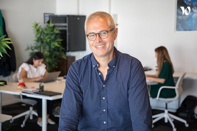Vincent, Co-fondateur et CEO - Boostrs