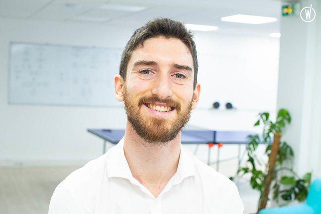 Rencontrez Benoit, CEO - Teemo