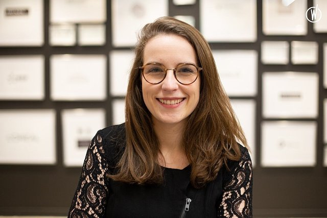 Rencontrez Céline, Consultante Digital Workplace - Saegus