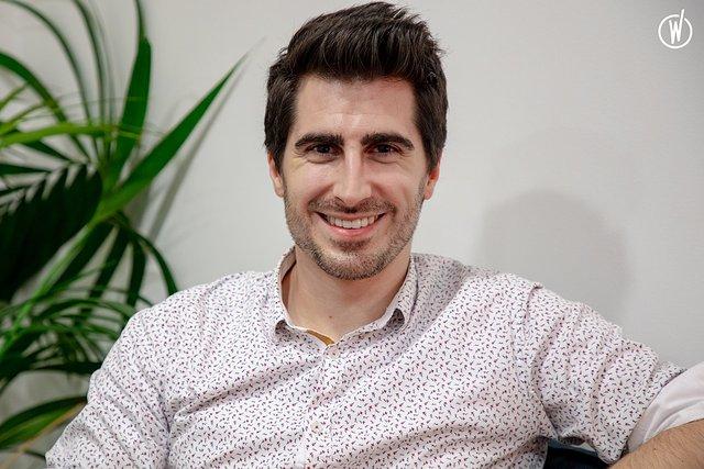 Rencontrez Maxime, Lead developer - WIFIRST