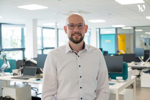 Meet Markus, Managing Director Germany - Exotec
