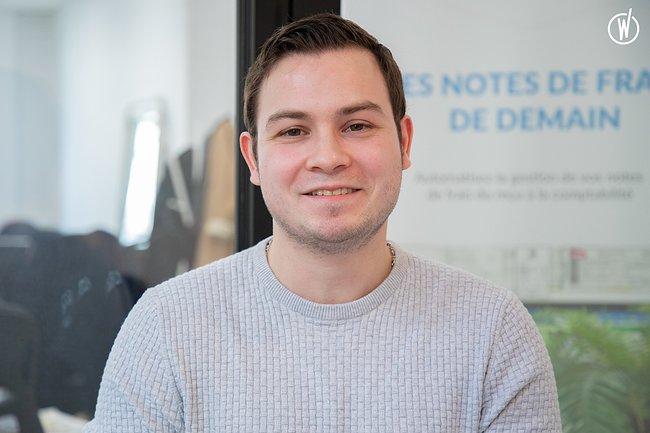 Meet Alexis, Key Accounts Business Engineer - Expensya