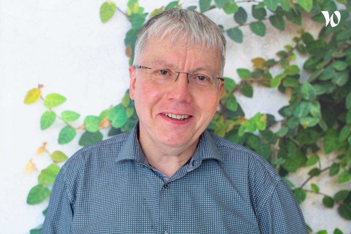 Rencontrez Alain, Chief Strategy Officer - Yseop