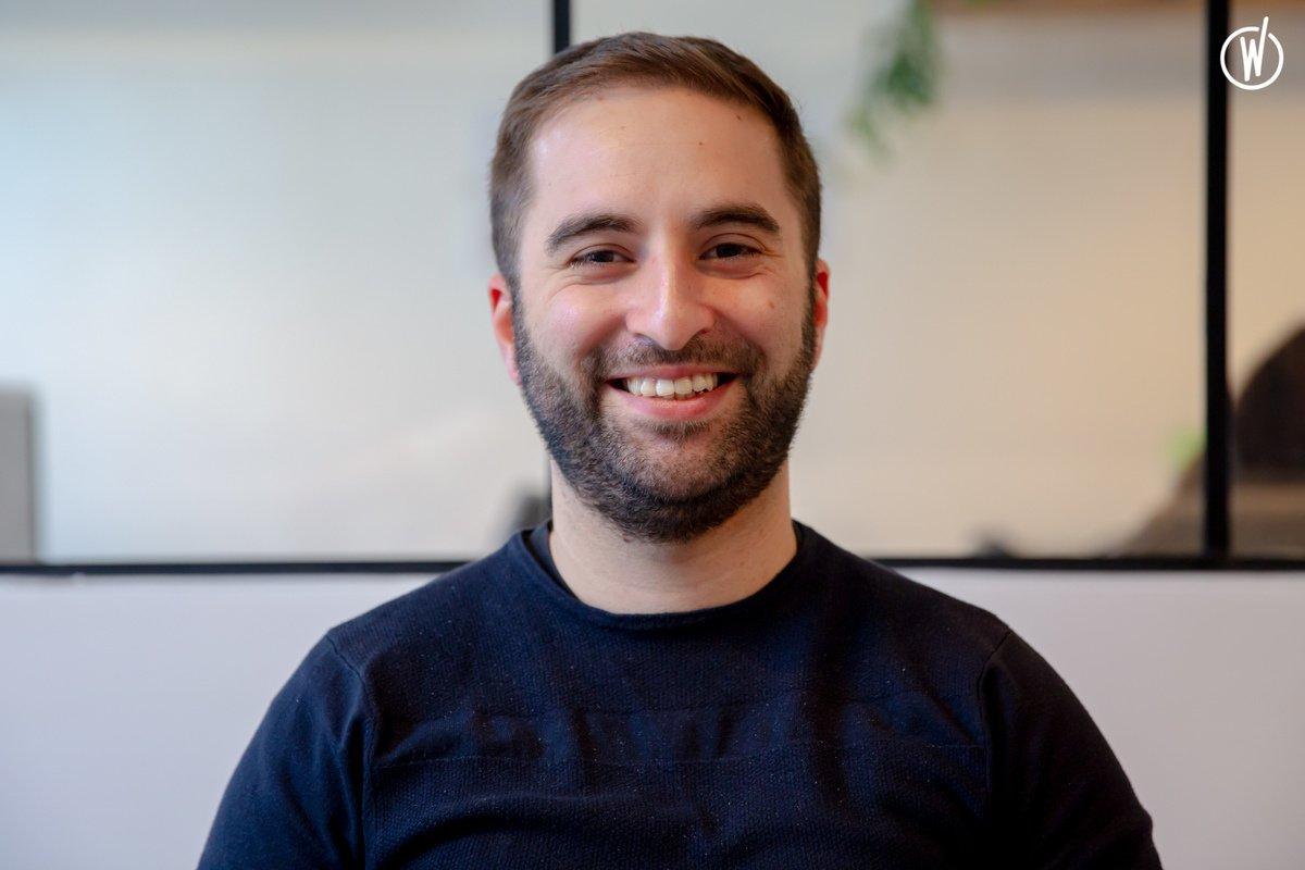 Rencontrez Julien, Full stack developer - TokyWoky