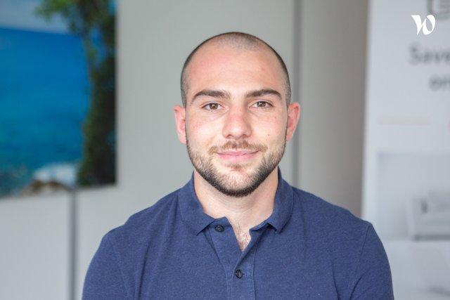 Rencontrez Bastien, Directeur Technique - ISI SAS