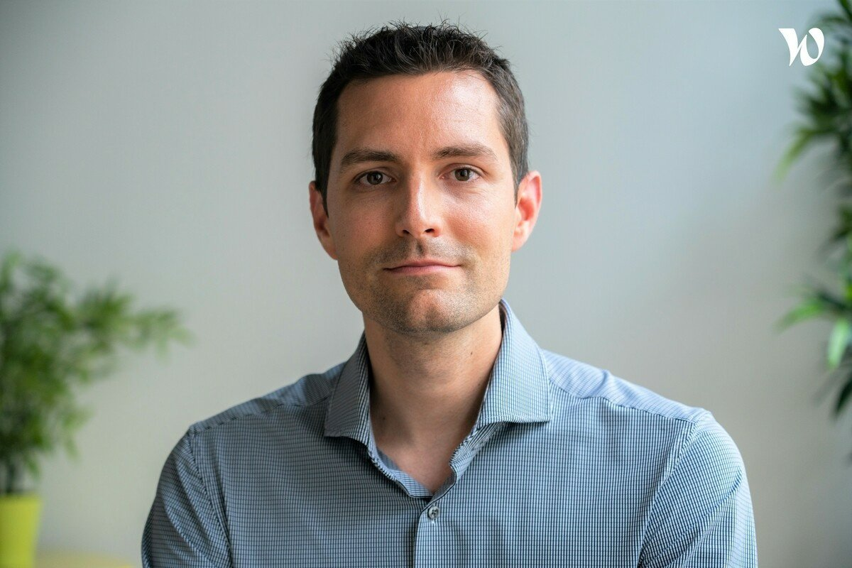 Rencontrez Robin, Directeur de production du département Magento - Calliweb