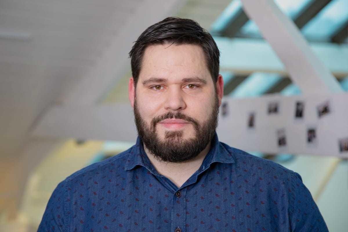 Rencontrez Geoffrey, Directeur Technique - Agence Dn'D