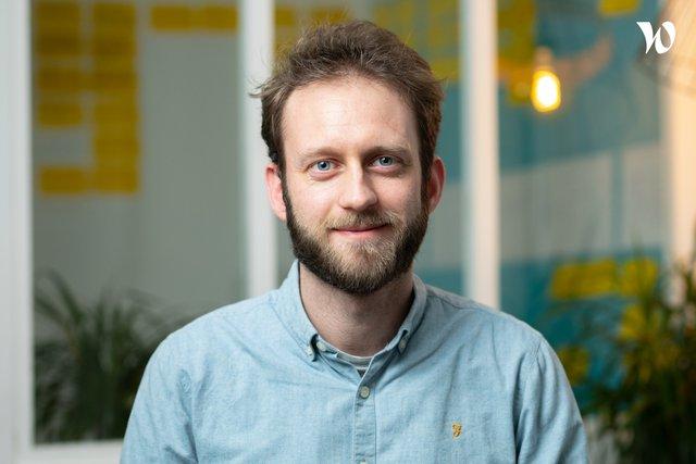 Rencontrez Yann, Ingénieur énergie bureau d'étude - Dametis