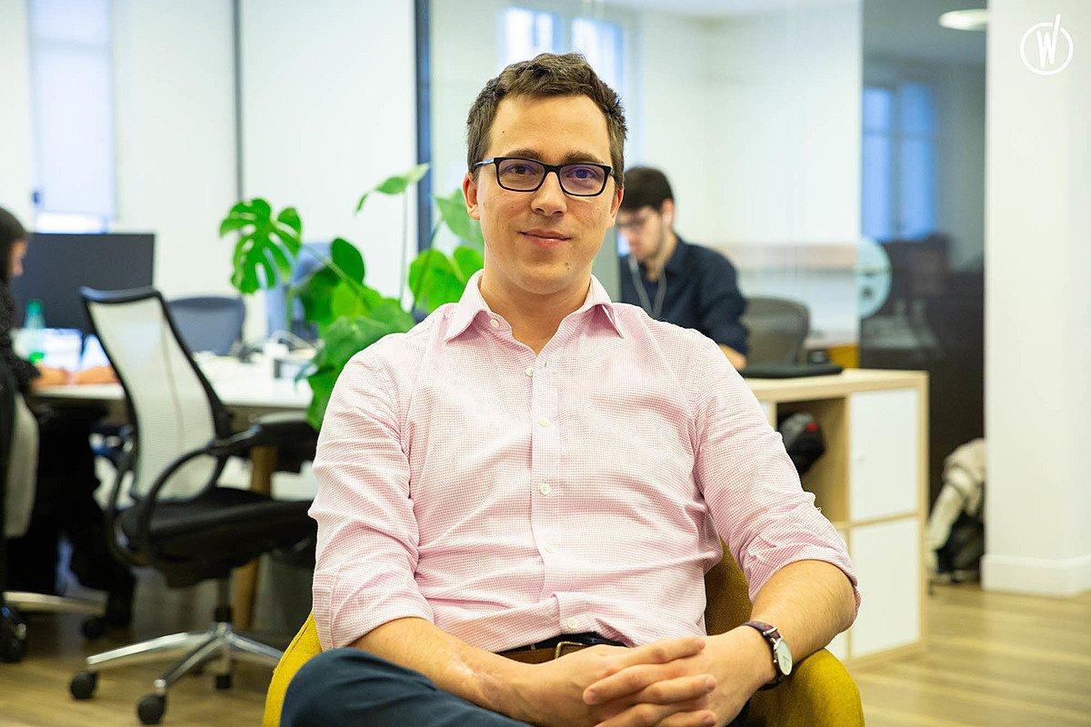 Rencontrez Louis, CEO - Alma