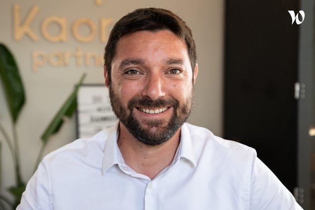 Rencontrez Julien, Dirigeant de KaOra Partners Aquitaine & Explorer  - KaOra Partners