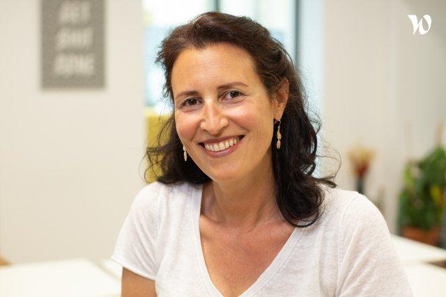Rencontrez Michele Senior VP Pharma Business Development - Owkin