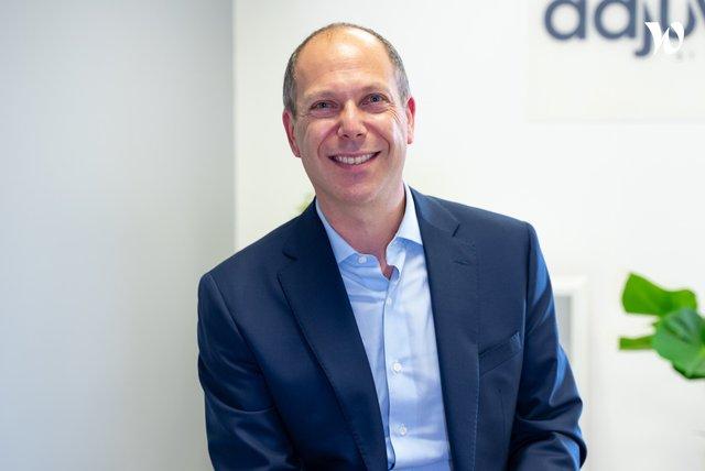 Rencontrez Arnaud, Group Managing Director - Adjuvoo