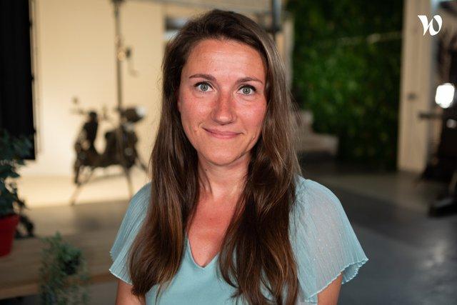 Rencontrez Lucie, COO - PictHouse