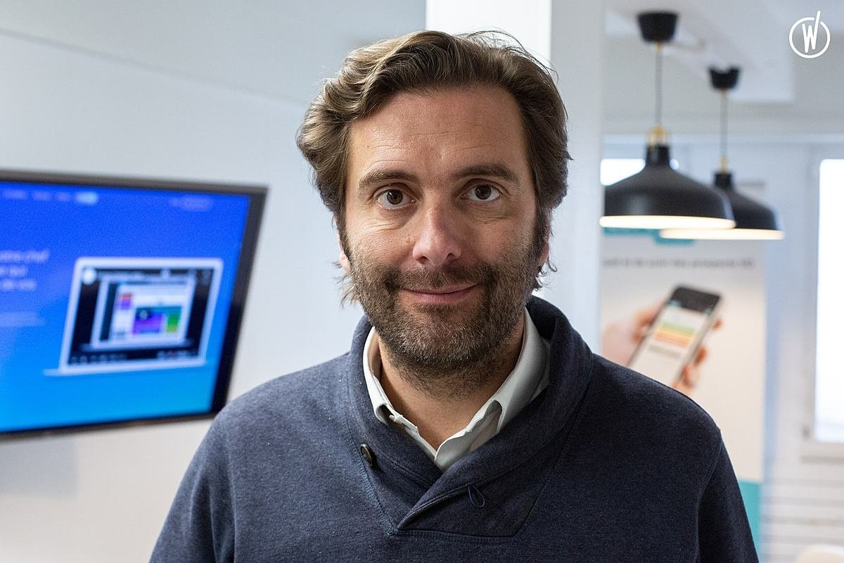 Rencontrez Nicolas, Chef d'entreprise - Carvivo