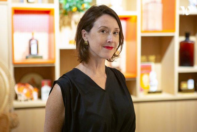 Rencontrez Nathalie, Directrice Communication Cointreau - Rémy Cointreau